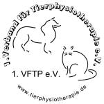 1. Verband für Tierphysiotherapie e.V. - altes Logo
