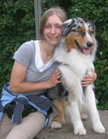 Hundephysiotherapeutin Dagmar Herb